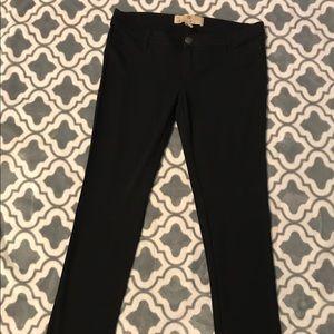 American Rag Cie black skinny jeggings size 5